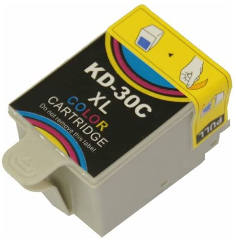 Kodak 1341080 (30 XL) Color Remanufactured U.S. Made Ink Cartridge