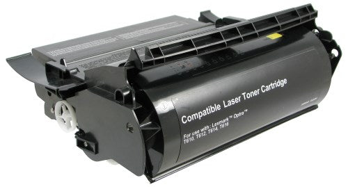 Lexmark 12A5745 Black Compatible U.S. Made Laser Toner