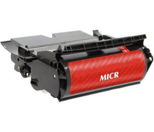 Lexmark 12A6735 Black Compatible U.S. Made MICR Toner