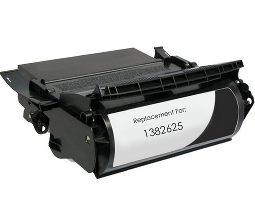 Lexmark 1382625 Black Compatible U.S. Made Laser Toner