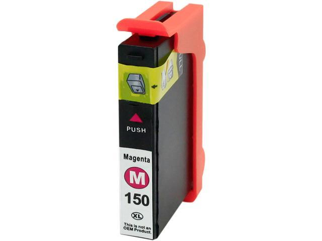 Lexmark 14N1646 (# 150XLM) Magenta Remanufactured Ink Cartridge