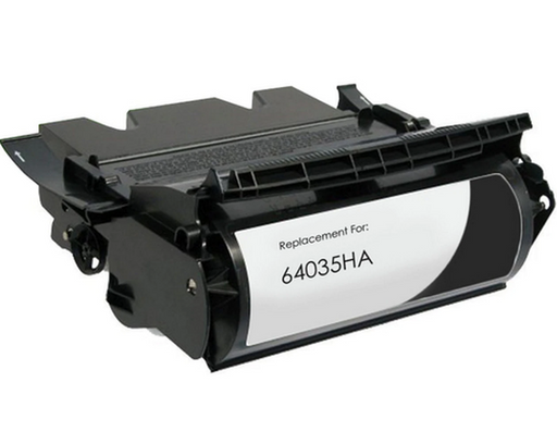Lexmark 64035HA Black Compatible U.S. Made Laser Toner