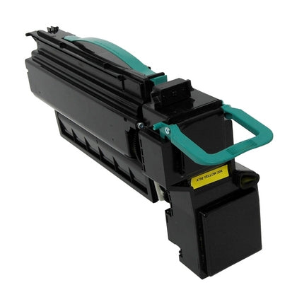 Lexmark X792X1YG Yellow Compatible U.S. Made Laser Toner