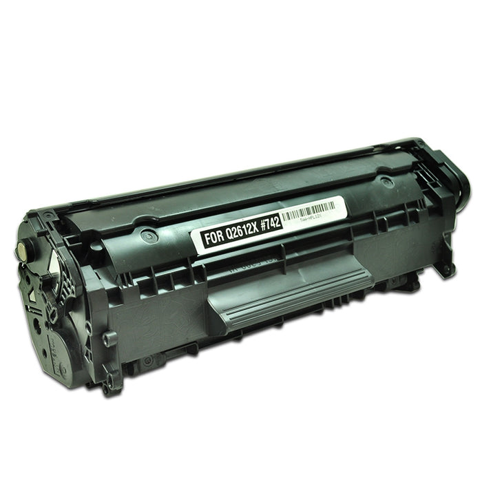HP Q2612X (HP 12X) Jumbo Black Compatible U.S. Made Laser Toner