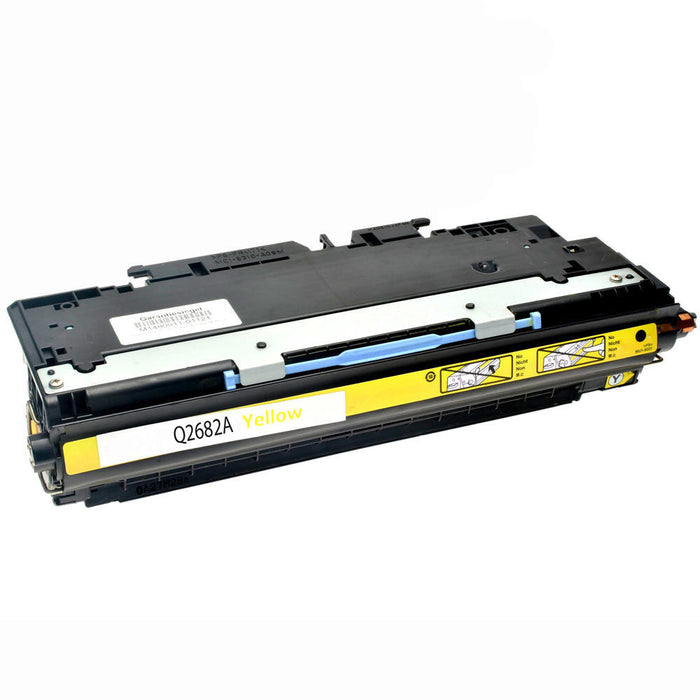 HP Q2682A (HP 311A) Yellow Compatible U.S. Made Laser Toner