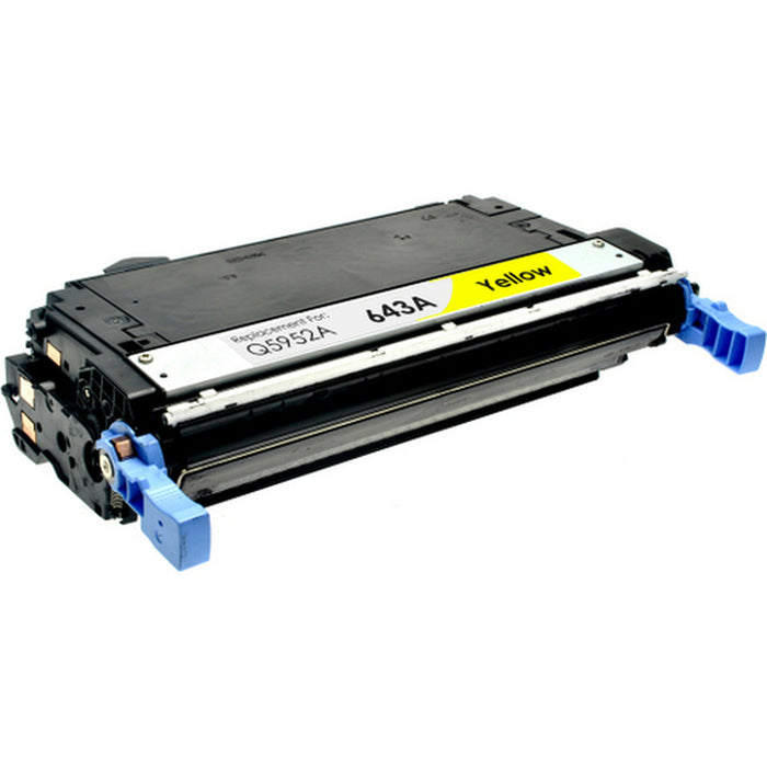 HP Q5952A (HP 643A) Yellow Compatible Laser Toner