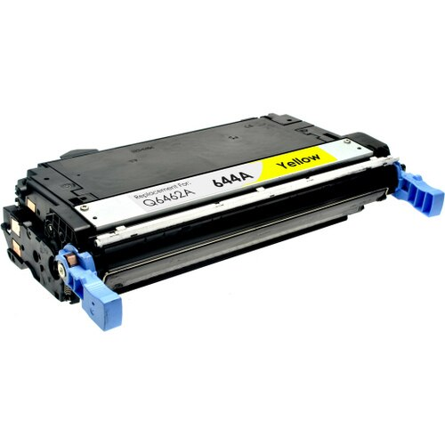 HP Q6462A (HP 644A) Yellow Compatible U.S. Made Laser Toner