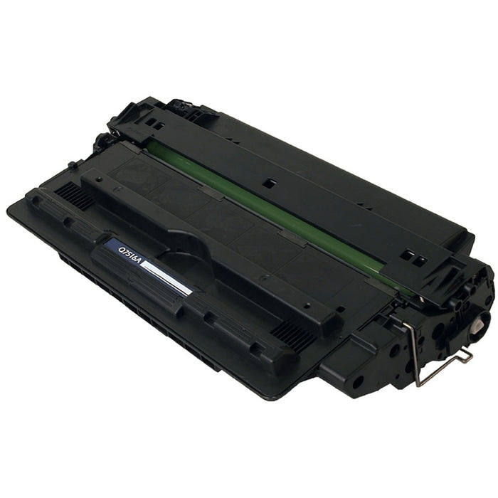 HP Q7516A (HP 16A) Black Compatible U.S. Made Laser Toner