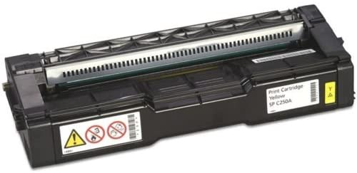 Ricoh 407542 Yellow Compatible Laser Toner