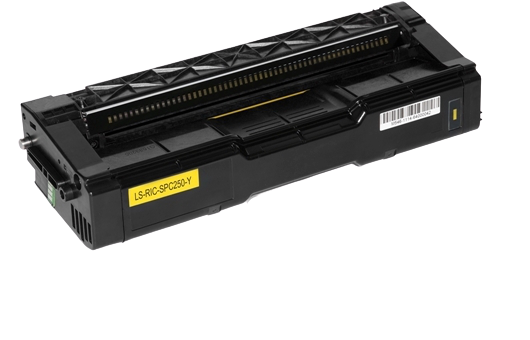 Ricoh 407656 Yellow Compatible Laser Toner