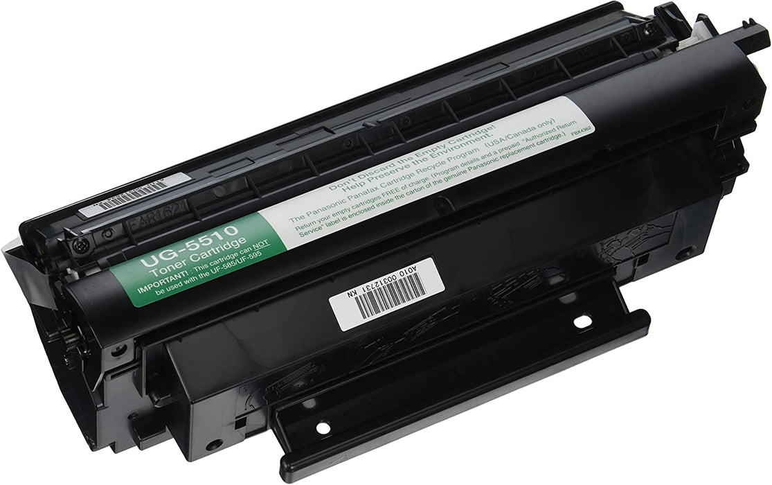 Panasonic UG5510 Black Compatible U.S. Made Laser Toner