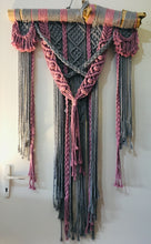 Load image into Gallery viewer, Nicole Rollason Macrame 90x90cm