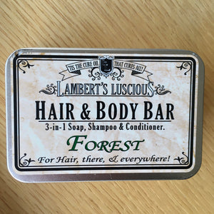 Lambert's Hair and body bar