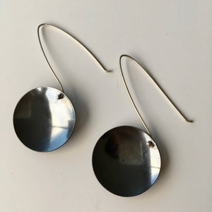 Sharon Cornthwaite Sterling silver earrings