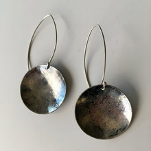 Load image into Gallery viewer, Sharon Cornthwaite Sterling silver earrings