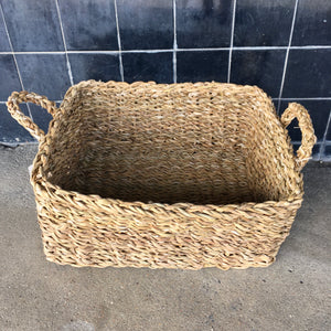 Basket - Seagrass rectangular