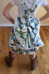 Sofia with Suspender Skirt PDF Sewing Pattern Size 12 month - 8