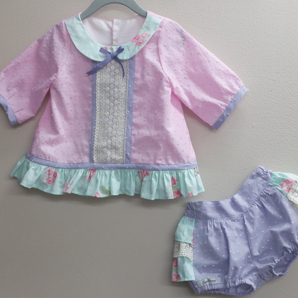Custom tunic set for Jaimie