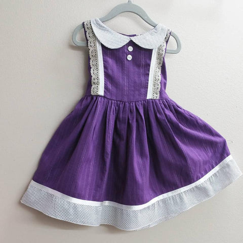 Purple Dress RTS