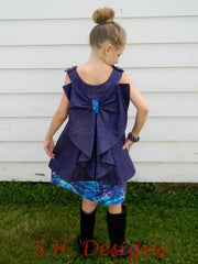 Sofia Dress Sewing PDF Pattern