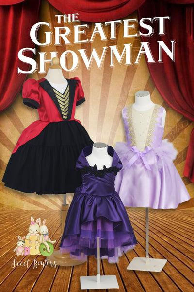 The Greatest Showman Dresses
