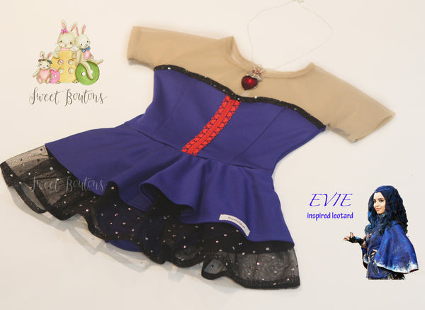Evie Leotard/Playsuit