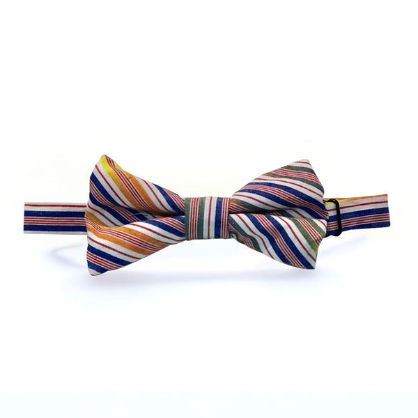 Boys Multi-Red Color Bow Tie