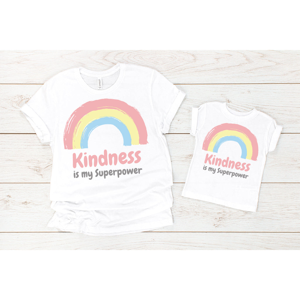 Kindness Shirt Mommy & Me - Path Made Clear