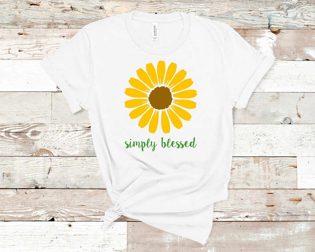 Simply Blessed Fall Shirt