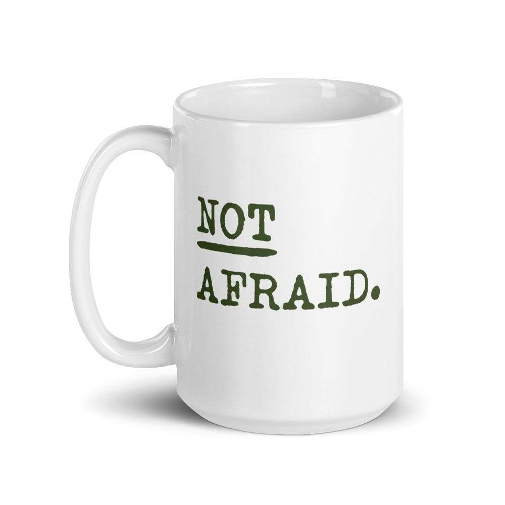 Fearless Extra Large Mug - Path Made Clear