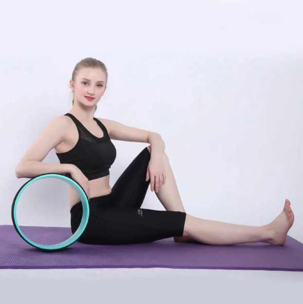 HERMIT FITNESS™ BACK PAIN RELIEF WHEEL