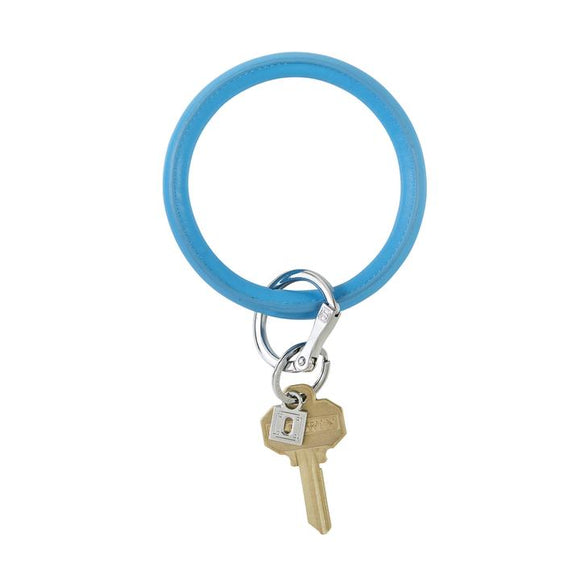 Big O Key Rings - Vegan Leather
