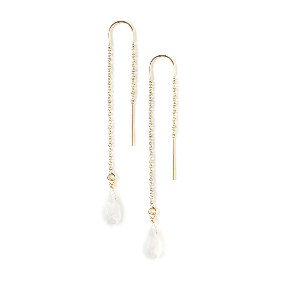 Kate Winternitz Chloe Threader Earrings
