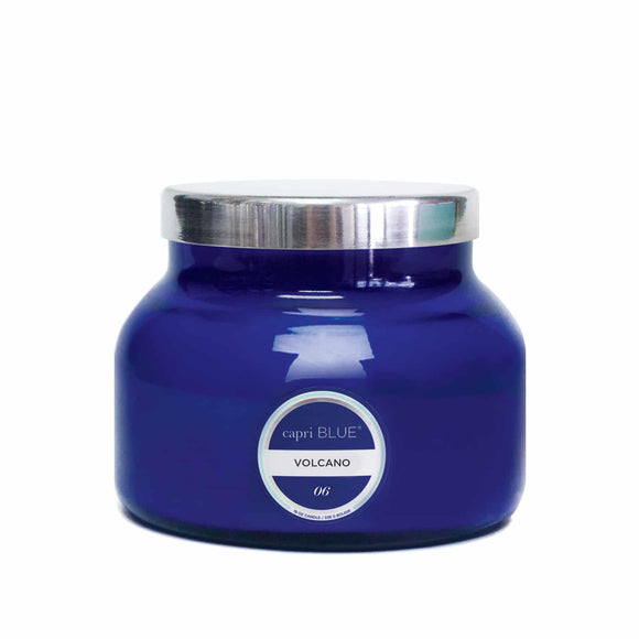 Capri Blue Volcano Signature Jar Candle