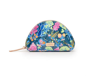 Consuela Large Dome Cosmetic Bag
