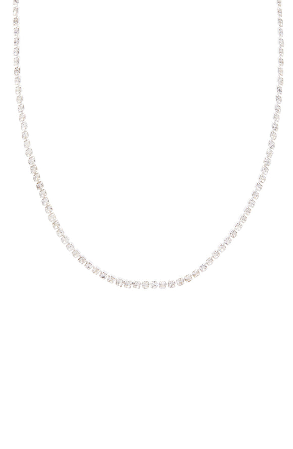 Gorjana Wilder Shimmer Collar Necklace