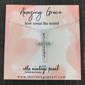 The Vintage Pearl Inspirational Necklaces