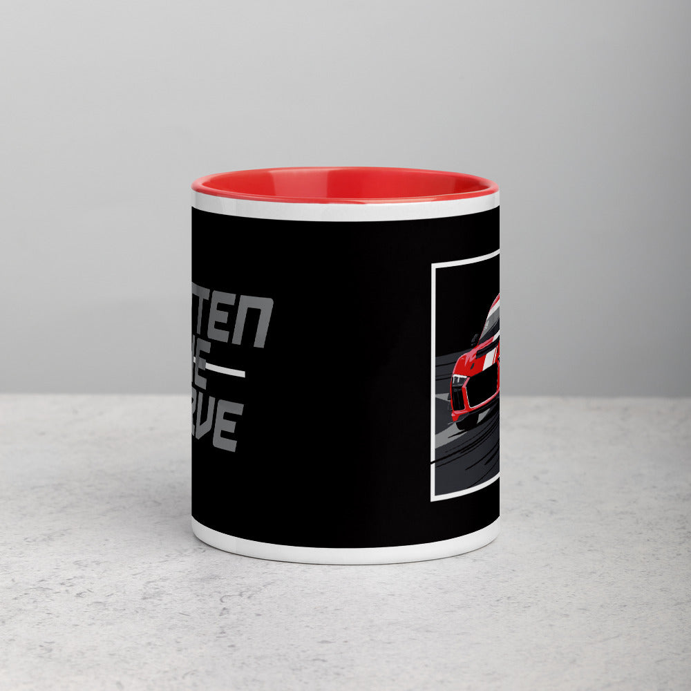 FTC Four Rings Mug