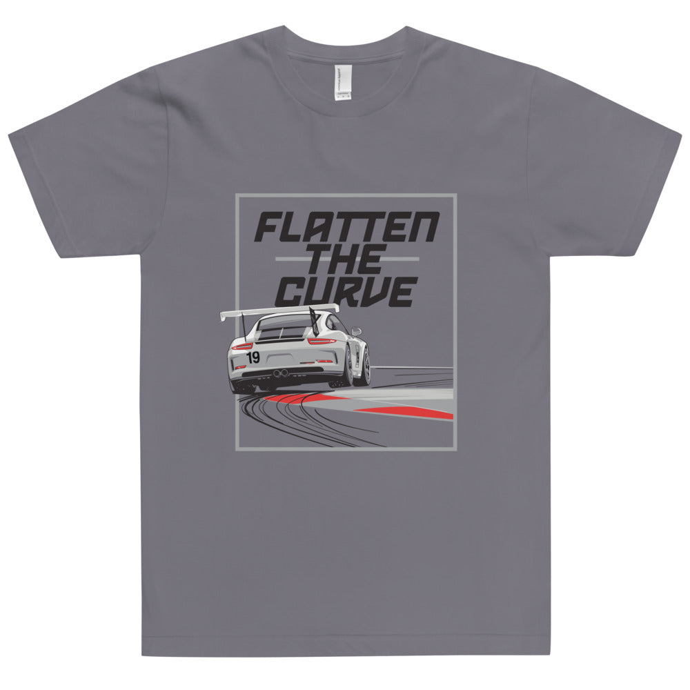 Men's Flatten the Curve Tee