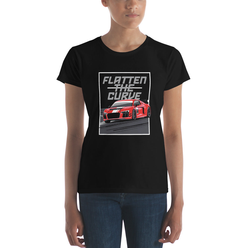 Women's FTC Four Rings Tee