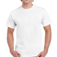Adult Light Color T-Shirt Custom Printing