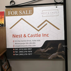 Coroplast Sign Design