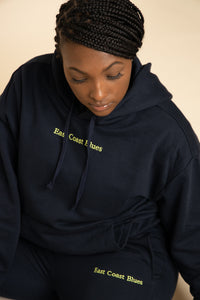 East Coast Blues Hoodie (Navy)