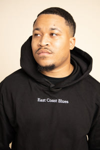 East Coast Blues Hoodie (Black)