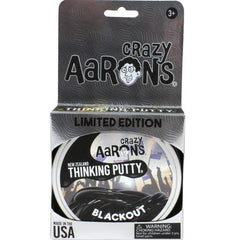 Blackout (Limited Edition) Thinking Putty Crazy aarons