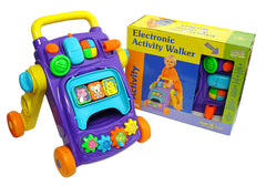 BABYS ELECTRONIC ACTIVITY WALKER