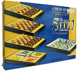 5 IN 1 BOARD GAME