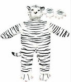 CHILDS WHITE TIGER COSTUME