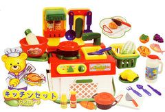 GAS RANGE KITCHEN PLAY SET