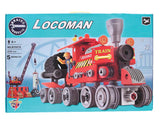 210 PIECE LOCOMOTIVE SET